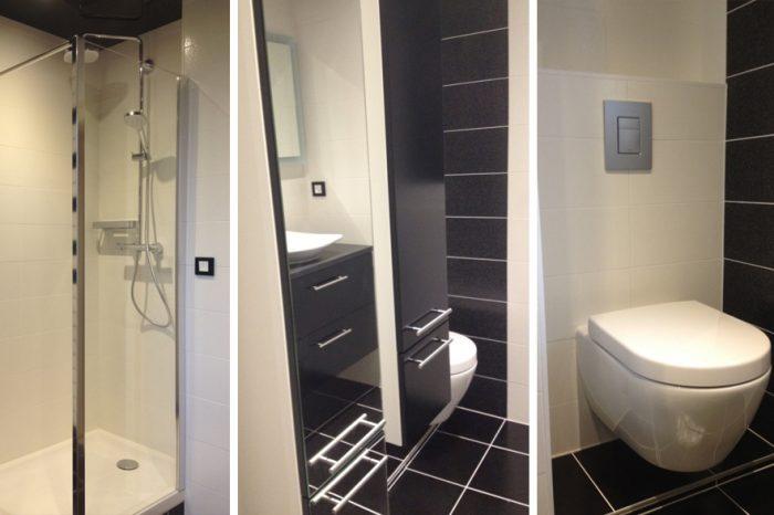 Nouvelle salle de bain